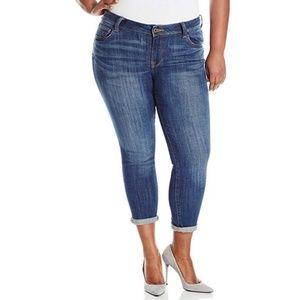 Lucky brand Georgia Weekender jeans sz 18w